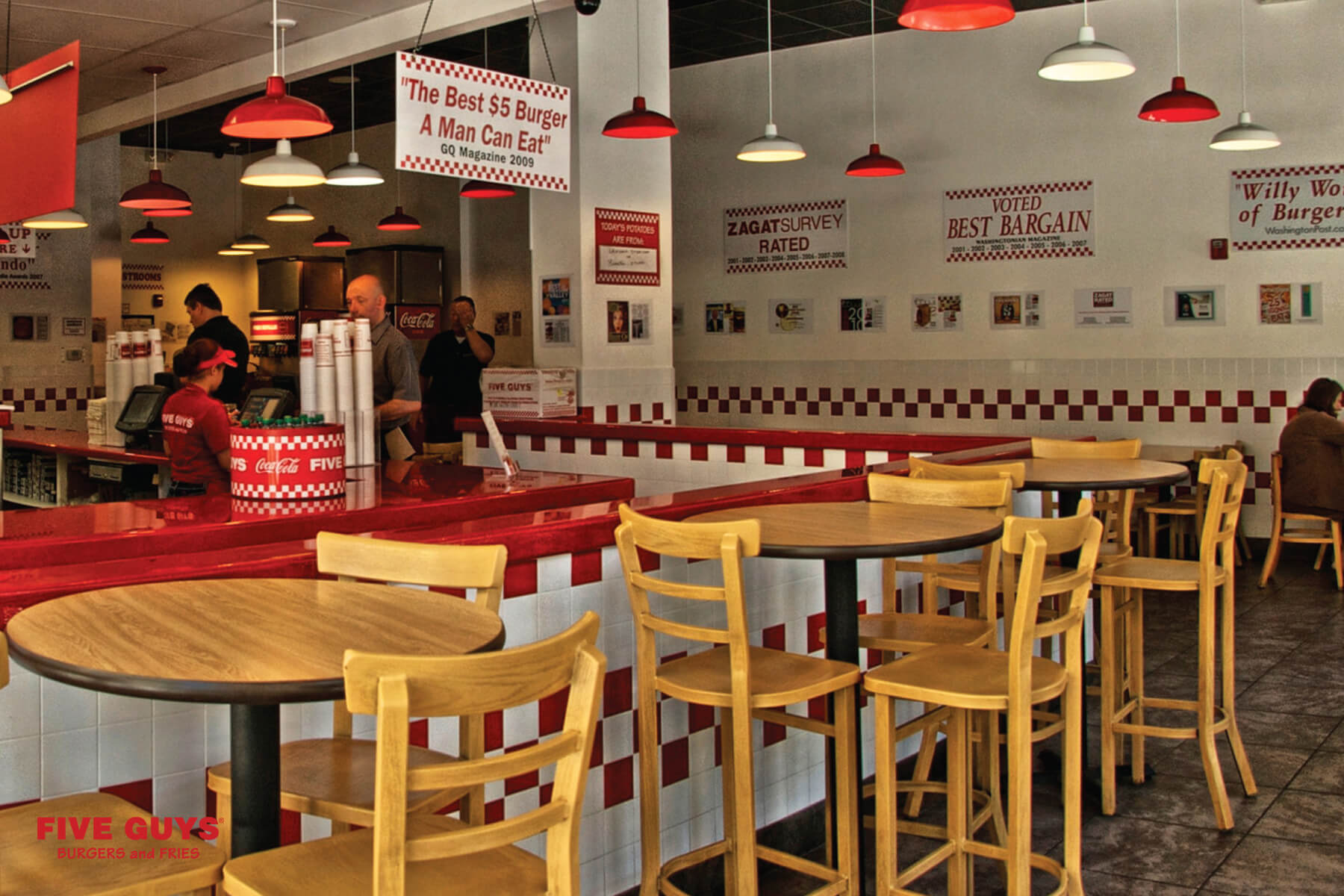 Five Guys - Baldwin Park, FL