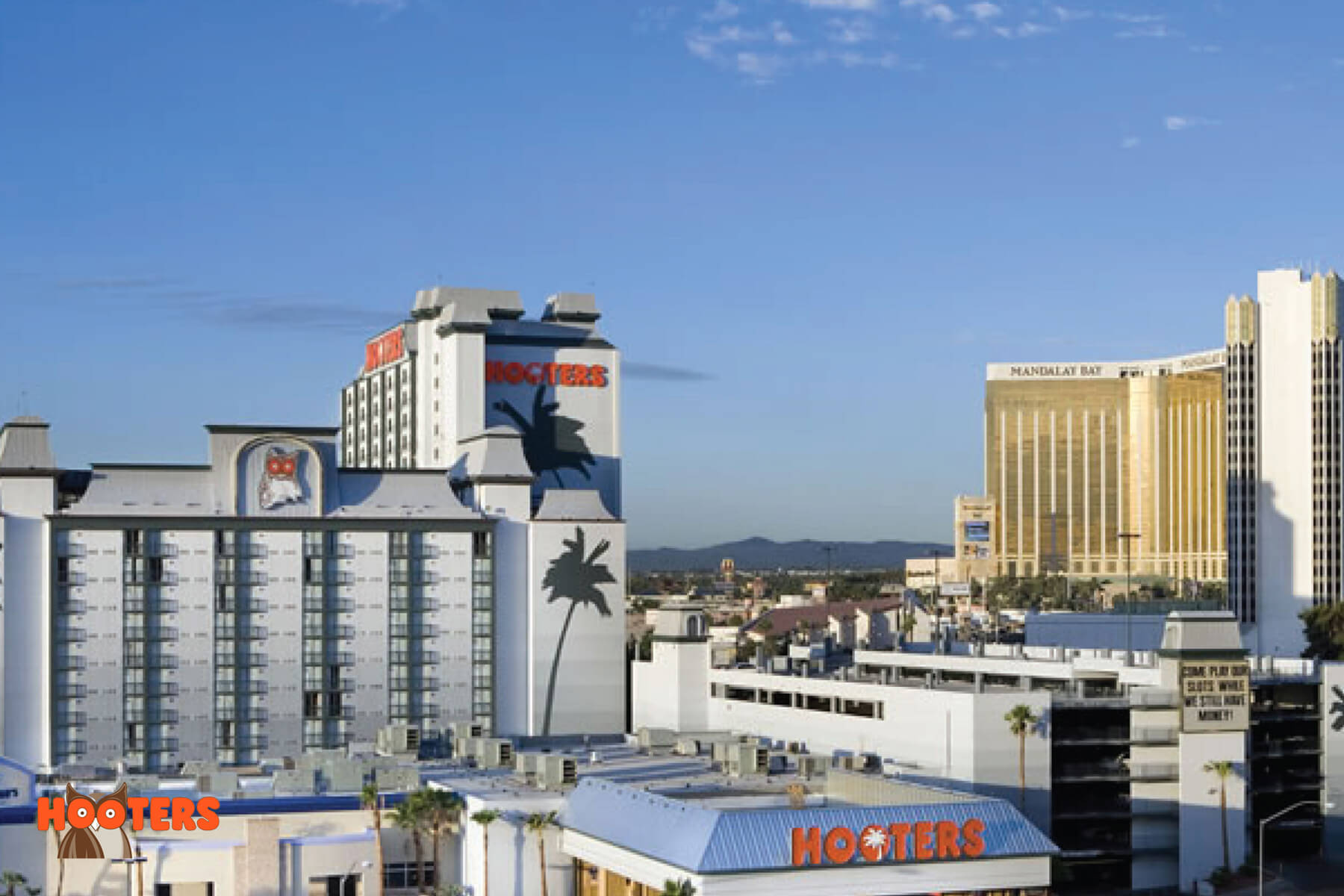 Hooters Casino Hotel - Las Vegas, NV