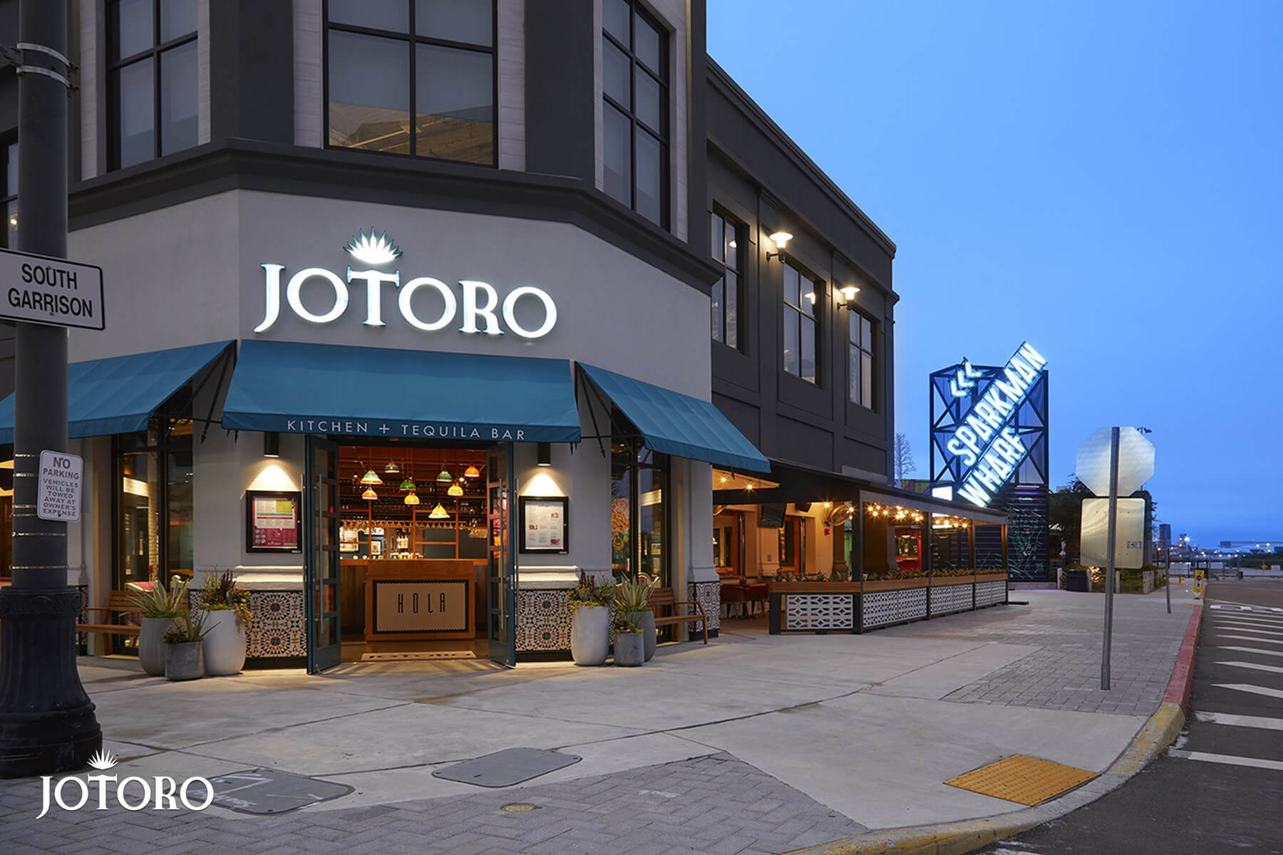 Jotoro Kitchen & Tequila Bar - Tampa, FL