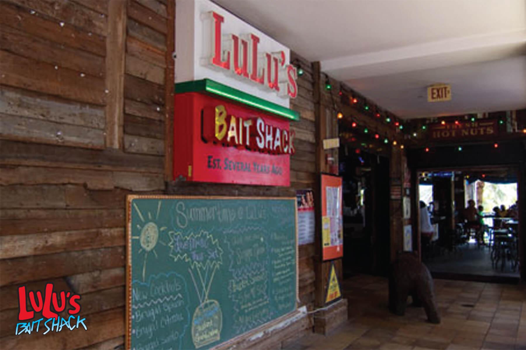 Lulu's Bait Shack - Ft. Lauderdale, FL