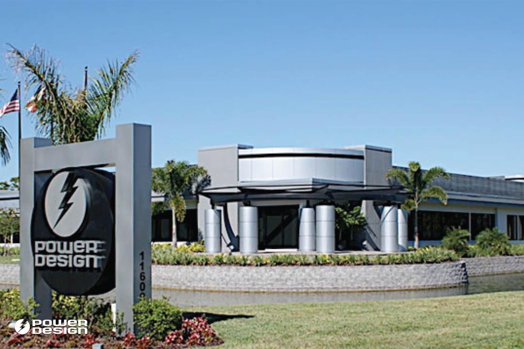 Power Design - St. Petersburg, FL