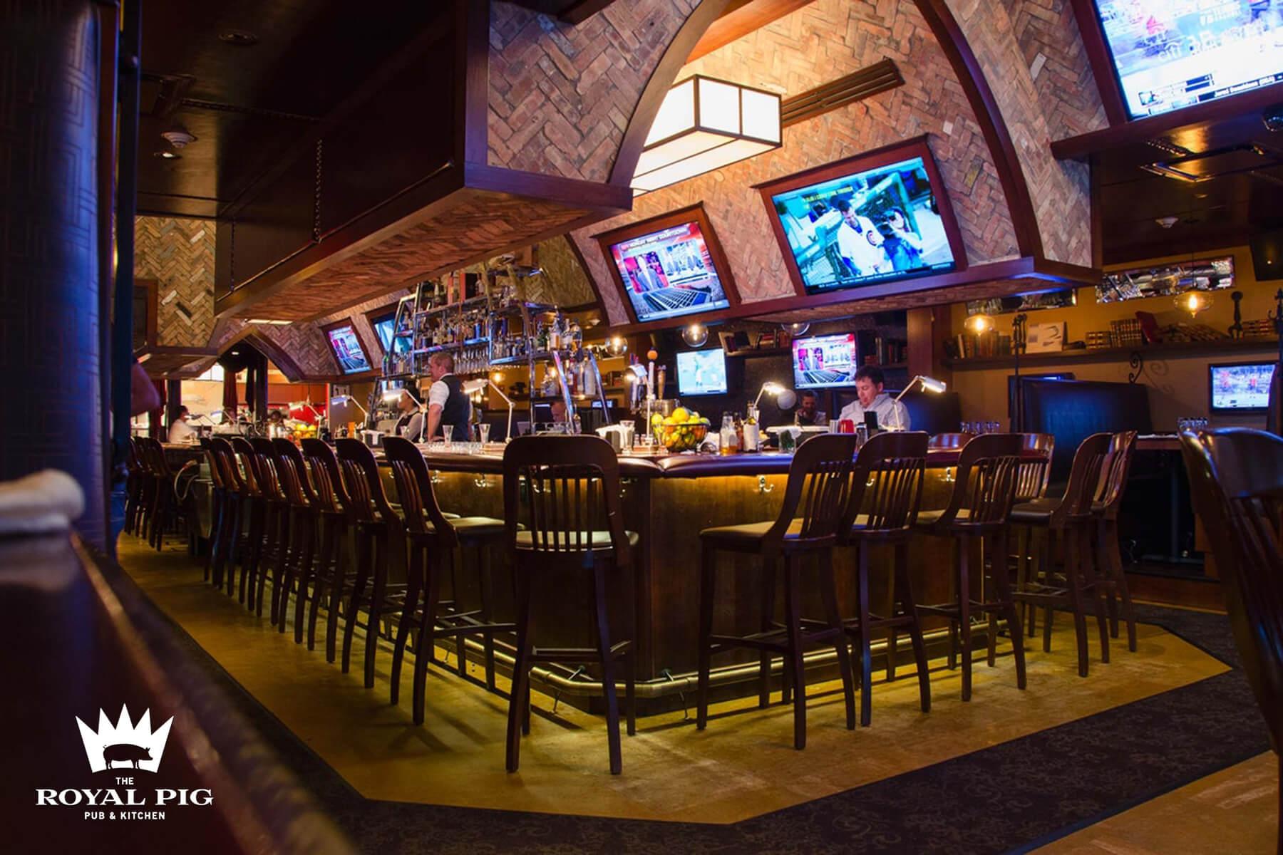 Royal Pig Pub & Kitchen - Ft. Lauderdale, FL
